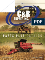 2016 C&R Parts Plus Catalog