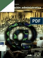 Modernización Administrativa Propuesta de Una Reforma Inaplazable