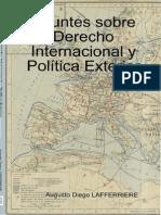 APUNTES SOBRE DERECHO INTERNACIONAL Y POLITICA EXTERIOR.pdf