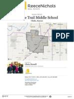 Prairie Trail Middle School Olathe KS