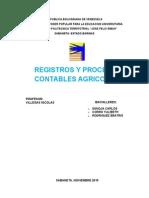 Istros y Procesos Agricolas