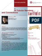 Concrete-filled Tubular Members and Connections POSTER