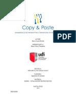EDP001 - Copy Paste - Marco Lima
