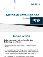 AI Introduction