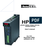 Manual Hpd2-24 Gb