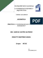 Practica Geomatica 1