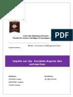 Impot Sur Les Société Complet