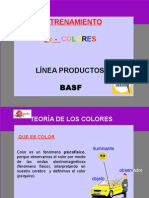 1.- Curso de Colores