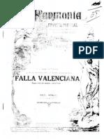Falla Valenciana, Peñalva