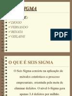 Apresentacao 6 Sigma