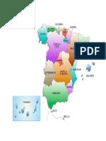 mapa comunidades