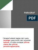 """materi kuliah bahasa indonesia """"Paragraf"""""""