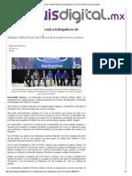 08-12-15 Reconoce Claudia Pavlovich a trabajadores de Ford Hermosillo - San Luis Digital