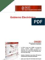 Gobierno Electrónico UCCI