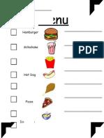 k - menu