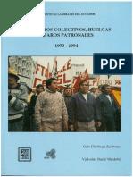 Conflictos colectivos