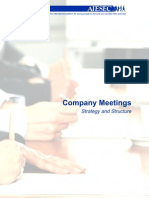 10008296 Company Meetings - Strategy Structure