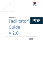 Fluency FG - Content Structure v 2 0