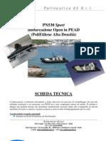 Barca Sportiva PN530 - www.polinautica63.eu