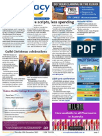 Pharmacy Daily for Thu 10 Dec 2015 - More scripts, less spending, TGA OTC delay harmful, Cannabis for epilepsy, Travel Specials and much more