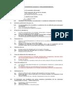 Cuestionario Examen Clase A1-A2  (Hasta 1997)