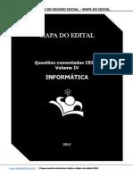 Volume IV - Informática