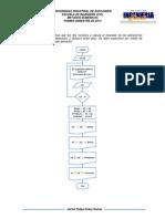 Solución Ejercicios Diagramas de Flujo
