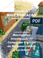 Programa Mais Educaçao
