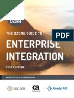 Enterprise integration Reference card
