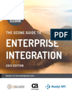 Enterprise integration Reference card
