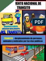 Reglamento Nacional de Transito - Mtc