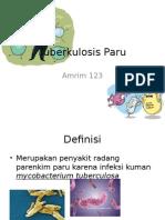 Tuberkulosis Paru 1
