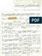 -Bagatella 4 by Hakan a. Toker-Original Piano Version