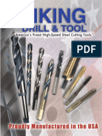 Viking Drill and Tool 14340 Type 510 118 Degree HSS Surface Treated Taper Shank Drill Bit 27//64