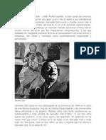 biografia de salvador dali.docx