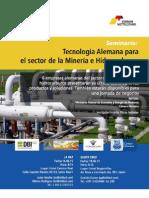 Seminario Tecnologia Alemana Mineria Hidrocarburos