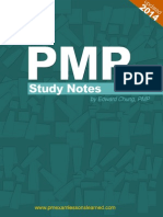 289927444-257516487-Pmp-Study-Notes-Sep2014