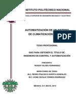 automatizacion de un clima