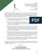 Pronunciamiento sobre la incorporación de contenidos comerciales en la parrilla radiofónica del Sistema Jalisciense de Radio y Televisión