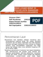 Pencemaran Logam Berat Di Perairan Pesisir Kota Makassar