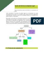 Tema 13 Exposicion Del Trabajo de Informe de Opinion VIII CICLO PRACTICA PRE PROFESIONAL
