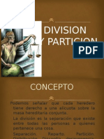 Division y Particion