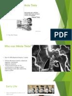 Tesla Powerpoint