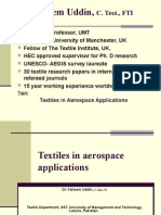2 Textiles in Aerospace Applications