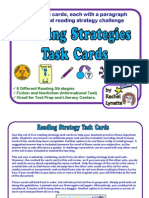 readingstrategiestaskcardsfreeparagraphcards