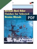 HerbalAntiodor Finish Denim