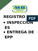 Registro De