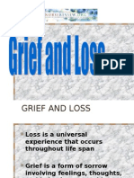 NurseReview.Org - Loss and Grief