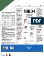 Rhizolex T - FUNGICIDA