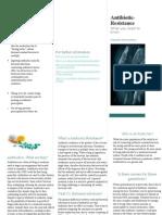 Project 3 Brochure